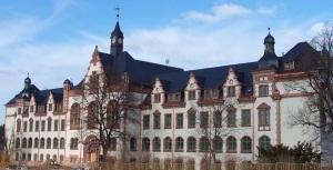 Bildungszentrum Frankenberg (Foto: Iris Firmenich)