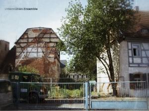 Untermühlenensemble, Foto © Dr. H.-D. Langer