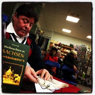 Dietmar Sehn liest aus seinem Buch